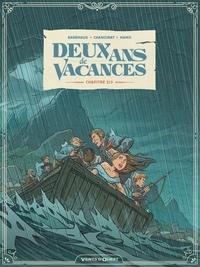 Frédéric Brémaud et Philippe Chanoinat - Deux ans de vacances Tome 2 : .