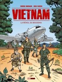 Frédéric Brémaud et Chico Pacheco - Vietnam Tome 2 : Le Réveil du Bouddha.