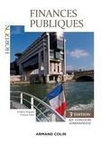 Frédéric Brigaud et Vincent Uher - Finances Publiques - 3e éd. - IEP-Concours administratif.
