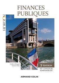 Frédéric Brigaud et Vincent Uher - Finances publiques.