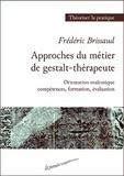 Frédéric Brissaud - Approches du métier de gestalt-thérapeute.