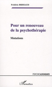 Deedr.fr Pour un renouveau de la psychothérapie - Mutations Image