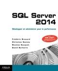 Frédéric Brouard et Christian Soutou - SQL Server 2014 - Développer et administrer pour la performance.