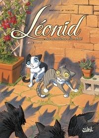 Frédéric Brrémaud et Stefano Turconi - Léonid Tome 2 : Les Aventures d'un chat.
