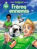 Frédéric Brrémaud et  Armentaro - Les Verts Tome 1 : Frères ennemis.
