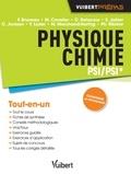 Frédéric Bruneau et Marc Cavelier - Physique-Chimie PSI/PSI*.