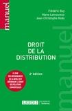 Frédéric Buy et Marie Lamoureux - Droit de la distribution.