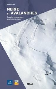 Frédéric Cabot - Neige et avalanches.