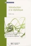 Frédéric Calas - Introduction à la stylistique.