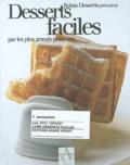 Frédéric Cassel et Manfred Seelow - Desserts faciles par les plus grands pâtissiers.