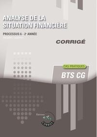 Analyse de la situation financière Processus 6 du BTS CG - Corrigé.pdf