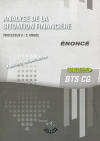 Ucareoutplacement.be Analyse de la situation financière - Enoncé Image