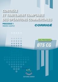 Galabria.be Contrôle et traitement des opérations commerciales Processus 1 du BTS CG - Corrigé Image