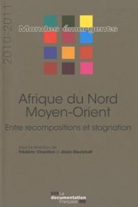 Frédéric Charillon et Alain Dieckhoff - Afrique du Nord - Moyen-Orient - Entre recompositions et stagnation.