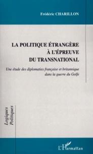 Frédéric Charillon - .