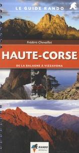 Frédéric Chevaillot - Haute-Corse - De la Balagne à Vizzavona.