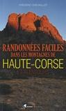 Frédéric Chevaillot - Randonnées faciles dans les montagnes de Haute-Corse et alentours.