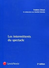 Frédéric Chhum - Les intermittents du spectacle.