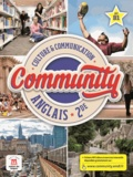 Frédéric Chotard et Kristell Dazy - Anglais 2e Community A2-B1 - Culture & communication.