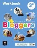 Frédéric Chotard et Claire-Marie Jakimow - Anglais 3e A2-B1 Bloggers - Workbook.