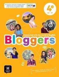 Amazon télécharger des livres pour kindle Anglais 4e A2-B1 Bloggers par Frédéric Chotard, Bénédicte Kerg, Karen Petteni, Sylvie Le Saout-Dutay