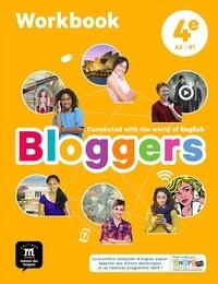 Frédéric Chotard et Bénédicte Kerg - Anglais 4e A2-B1 Bloggers - Workbook.