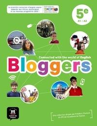 Frédéric Chotard et Laurence Fabbro - Anglais 5e A1-A2 Bloggers.