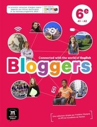 Anglais 6e A1-A2 Bloggers - Frédéric Chotard pdf epub