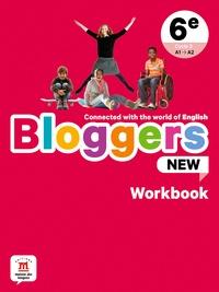 Frédéric Chotard - Anglais 6e Bloggers New - Workbook.