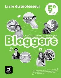Deedr.fr Bloggers 5e A1>A2 - Livre du professeur Image