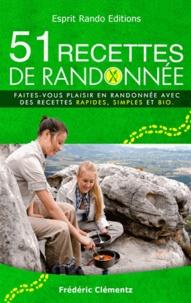 Accentsonline.fr 51 recettes de randonnée Image