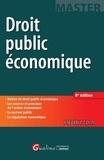 Frédéric Colin - Droit public économique.