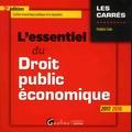 Frédéric Colin - L'essentiel du droit public économique.