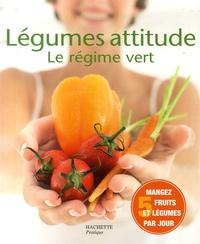 Frédéric Costa - Légumes attitude - Le régime vert.