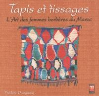 Tapis et tissages - Lart des femmes berbères du Maroc.pdf