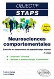 Frédéric Danion et Ludovic Marin - Neurosciences comportementales - Contrôle du mouvement et apprentissage moteur.