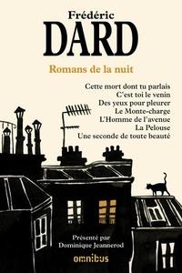 Frédéric Dard - Romans de la nuit.