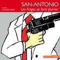 Frédéric Dard et Claude Lesko - San-Antonio : Les anges se font plumer.