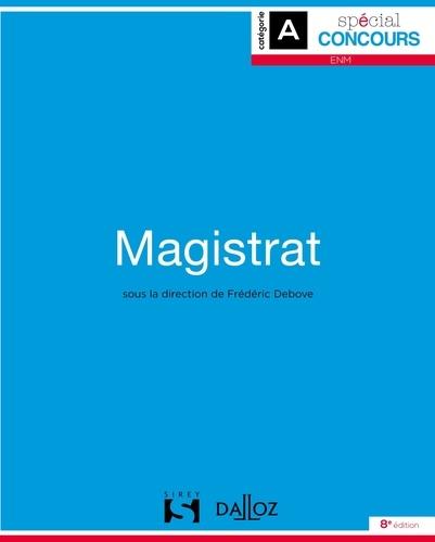 Magistrat 8e édition