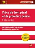 Frédéric Debove et François Falletti - Précis de droit pénal et de procédure pénale.