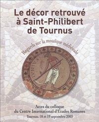 Frédéric Didier et Guy Barruol - Le décor retrouvé à Saint-Philibert de Tournus - Regards sur la mosaïque médiévale, Actes du colloque, Tournus, 18 et 19 septembre 2003.