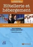 Frédéric Dimanche et Brice Duthion - Hôtellerie et hébergement - Les enjeux humains de l'hospitalité.