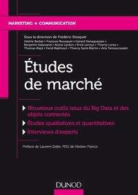 Etudes de marché - Frédéric Dosquet |