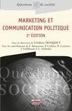 Frédéric Dosquet - Marketing et communication politique.