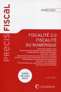 Frédéric Douet - Fiscalité 2.0 - Fiscalité du numérique.