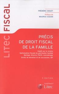 Precis De Droit Fiscal De La Famille Impot Frederic Douet