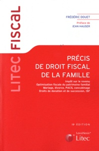 Accentsonline.fr Précis de droit fiscal de la famille Image