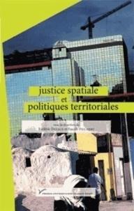 Deedr.fr Justice spatiale et politiques territoriales Image