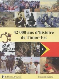 42 000 ans dhistoire du Timor-Est.pdf