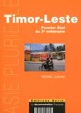 Frédéric Durand - Timor-leste - Premier état du troisième millénaire.